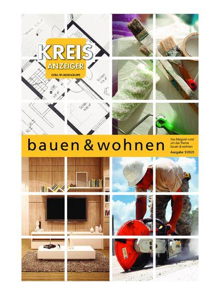 Bauen und Wohnen KW06 vom 06.03.2021