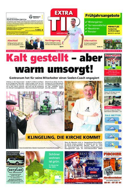 ExtraTip Kassel Süd vom 10.04.2021