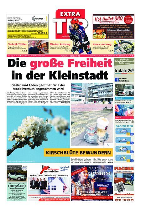 ExtraTip Kassel Süd vom 17.04.2021