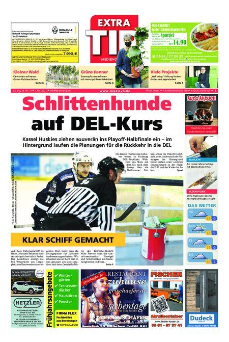 ExtraTip Kassel Süd vom 01.05.2021