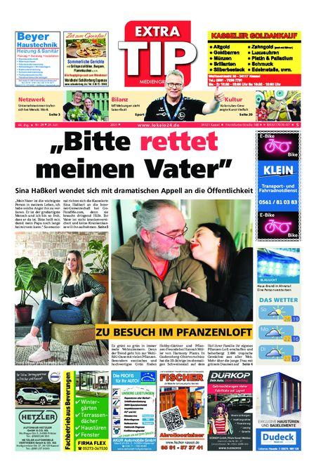 ExtraTip Kassel Süd vom 24.07.2021
