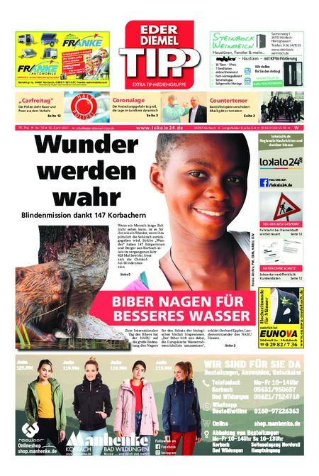 Eder-Diemel Tipp Waldeck vom 10.04.2021