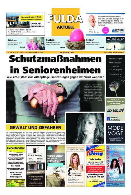 Fulda Aktuell 04.04.20
