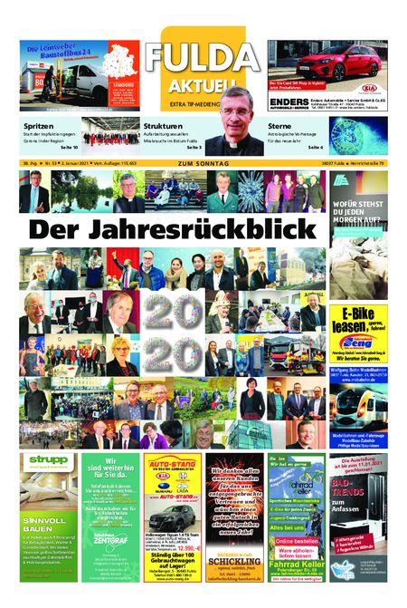 Fulda Aktuell 02.01.21