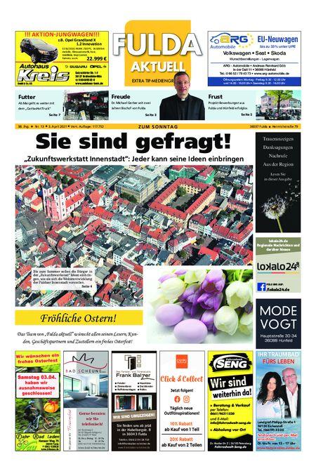 Fulda Aktuell 03.04.21