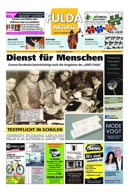Fulda Aktuell 17.04.21