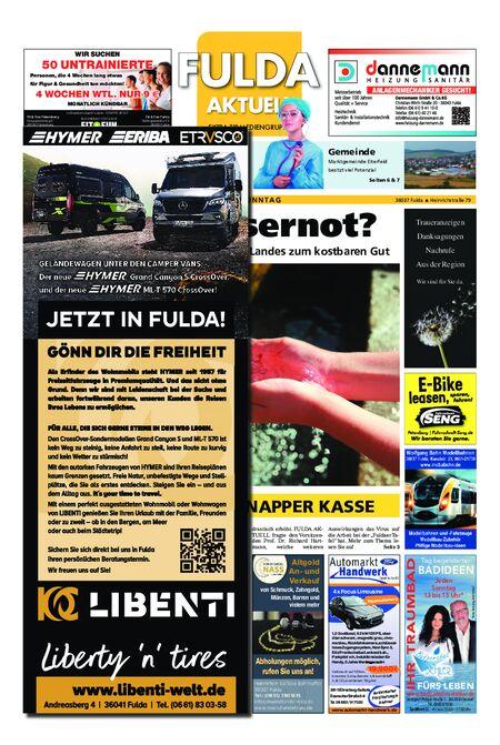Fulda Aktuell 03.07.21