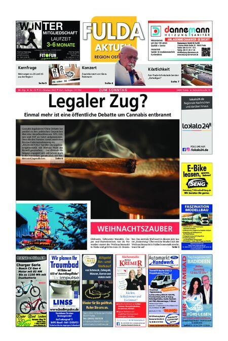 Fulda Aktuell 23.10.21