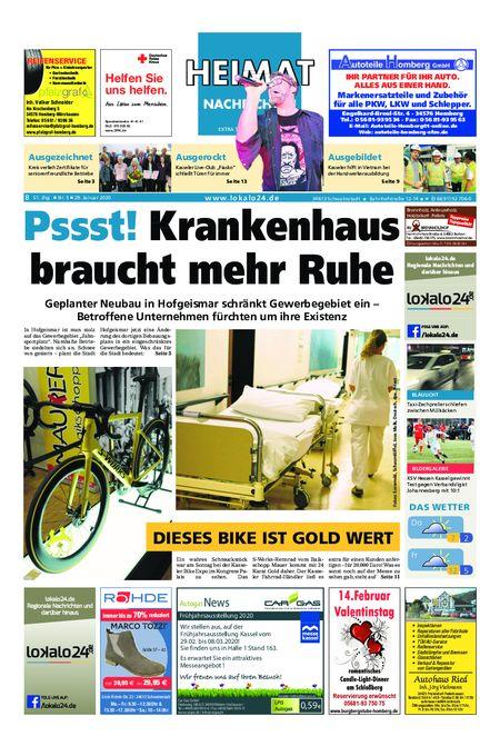 Heimat Nachrichten Borken vom 29.01.2020