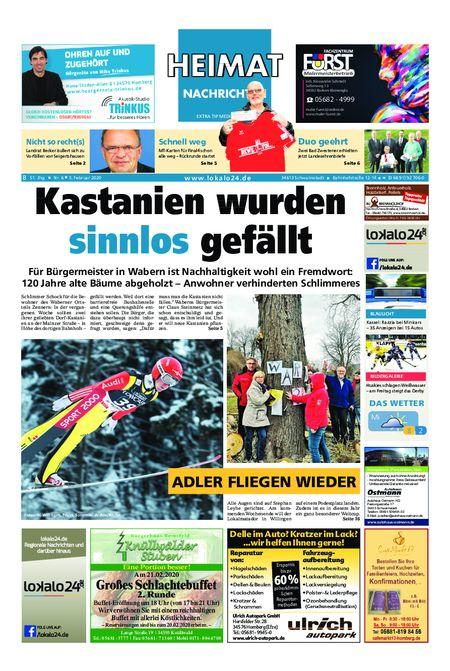 Heimat Nachrichten Borken vom 05.02.2020