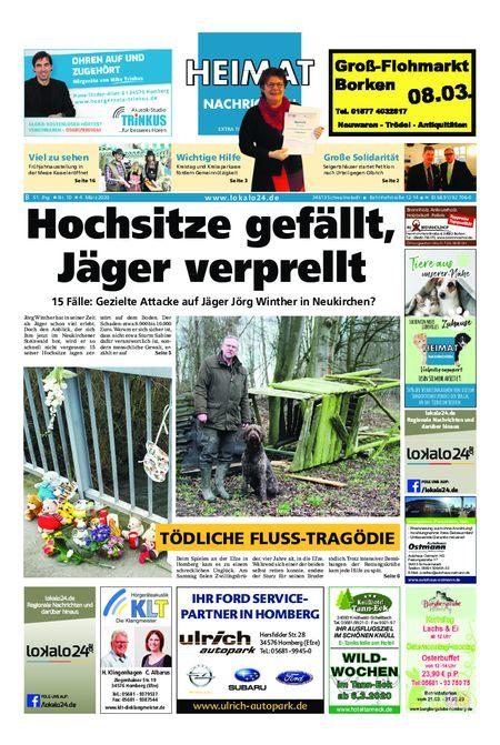 Heimat Nachrichten Borken vom 04.03.2020