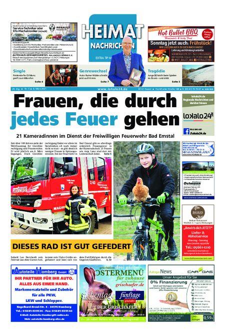 Heimat Nachrichten Borken vom 06.03.2021