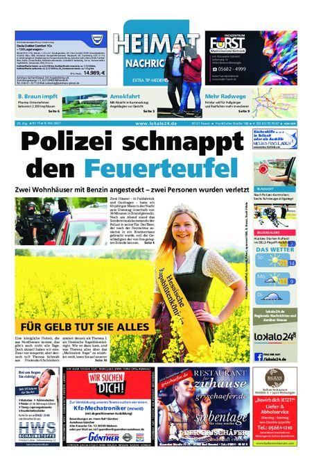 Heimat Nachrichten Borken vom 05.05.2021