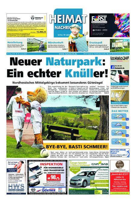 Heimat Nachrichten Borken vom 05.06.2021