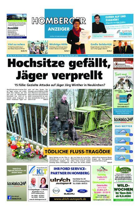 Homberger Anzeiger vom 04.03.2020