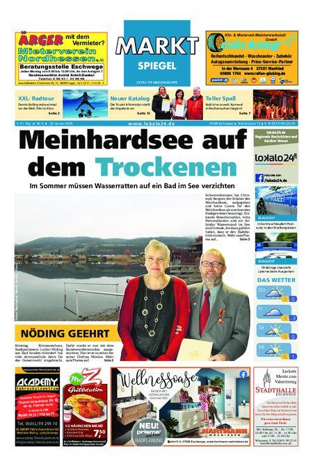 Markt Spiegel Eschwege vom 22.01.2020