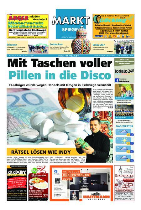 Markt Spiegel Eschwege vom 19.02.2020