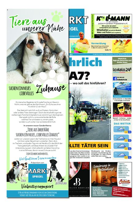 Markt Spiegel Eschwege vom 26.02.2020
