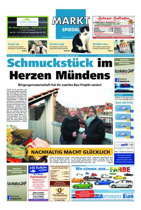Hessisch Lichtenau Nachrichten