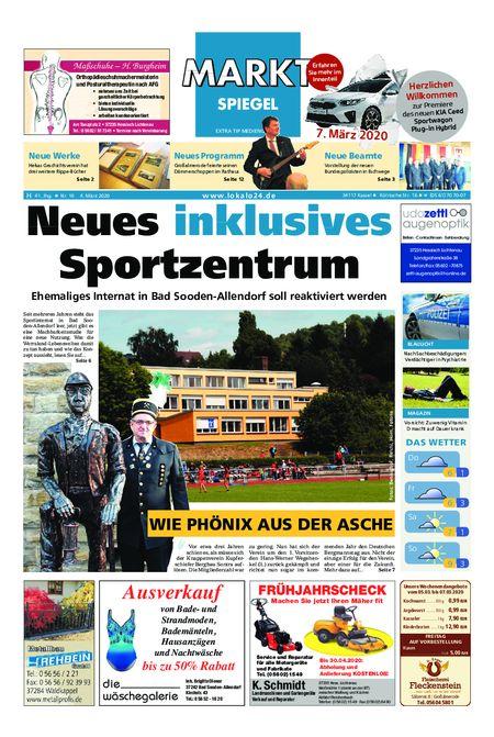 Markt Spiegel Hessisch Lichtenau vom 04.03.2020