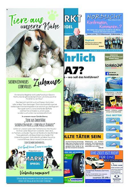 Markt Spiegel Witzenhausen - Bad Sooden Allendorf vom 26.02.2020