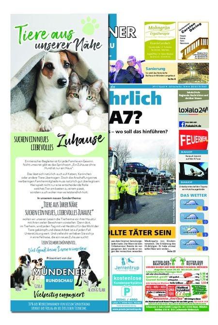 Mündener Rundschau 26.02.20