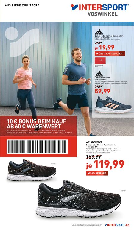 Intersport Vosswinkel, Kassel City-Point vom 04.06.2020