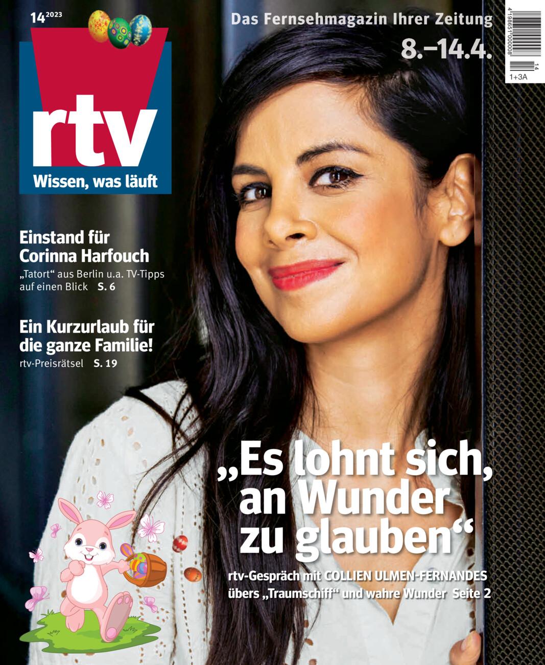 RTV kw14 vom Freitag, 09.04.2021