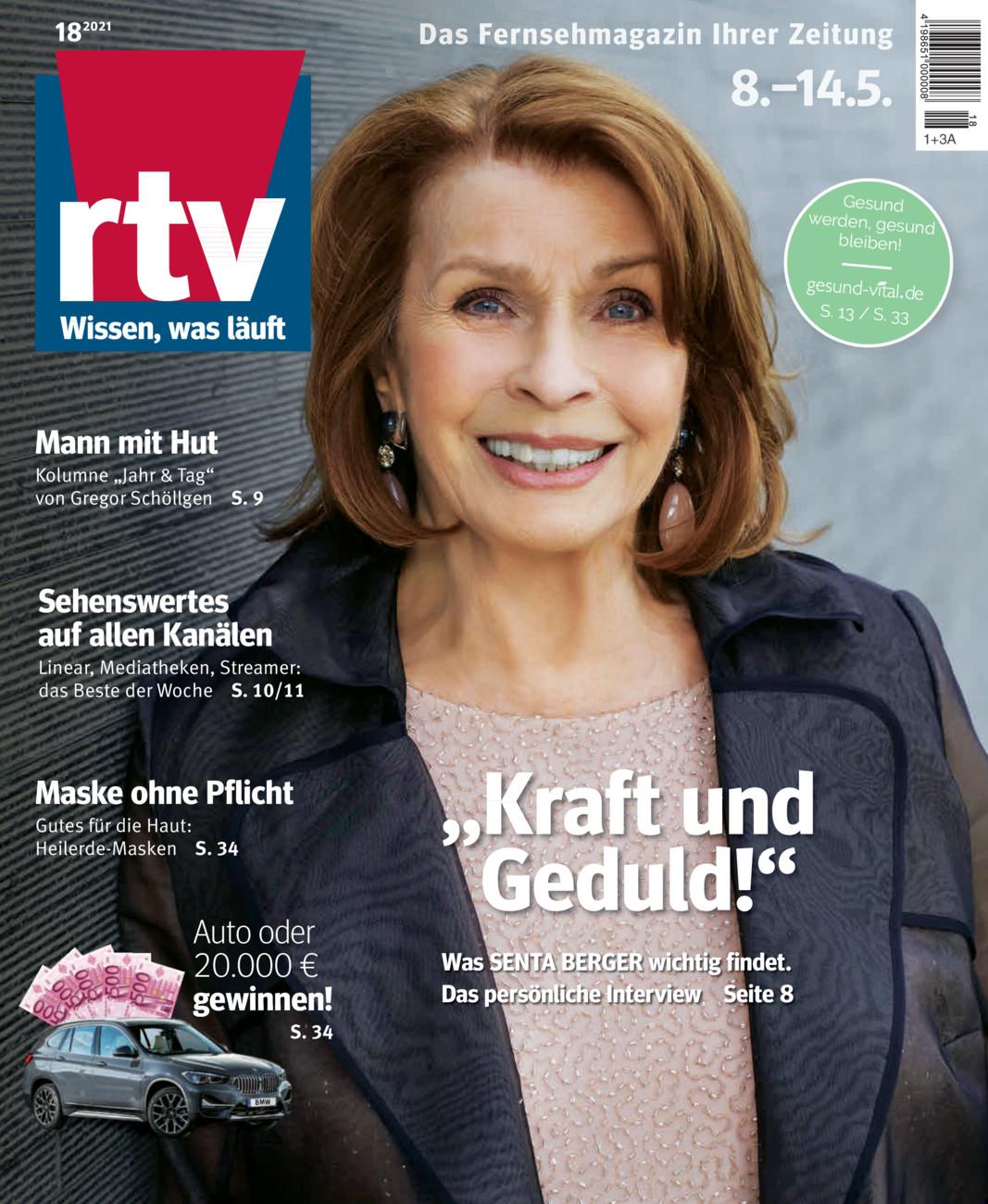 RTV KW18 vom Freitag, 07.05.2021
