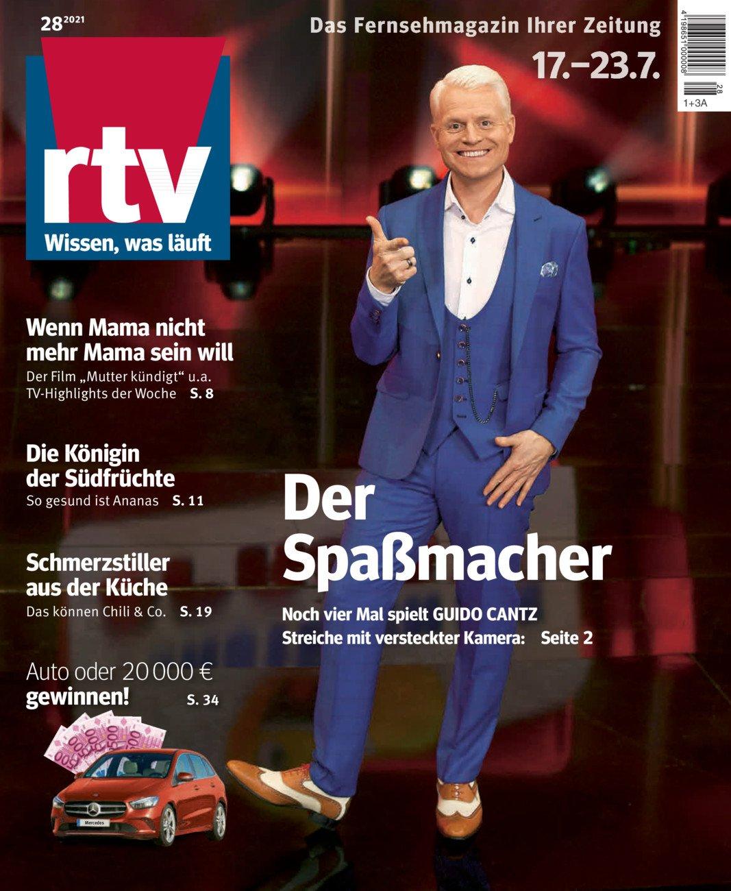 RTV KW28 vom Freitag, 10.07.2020