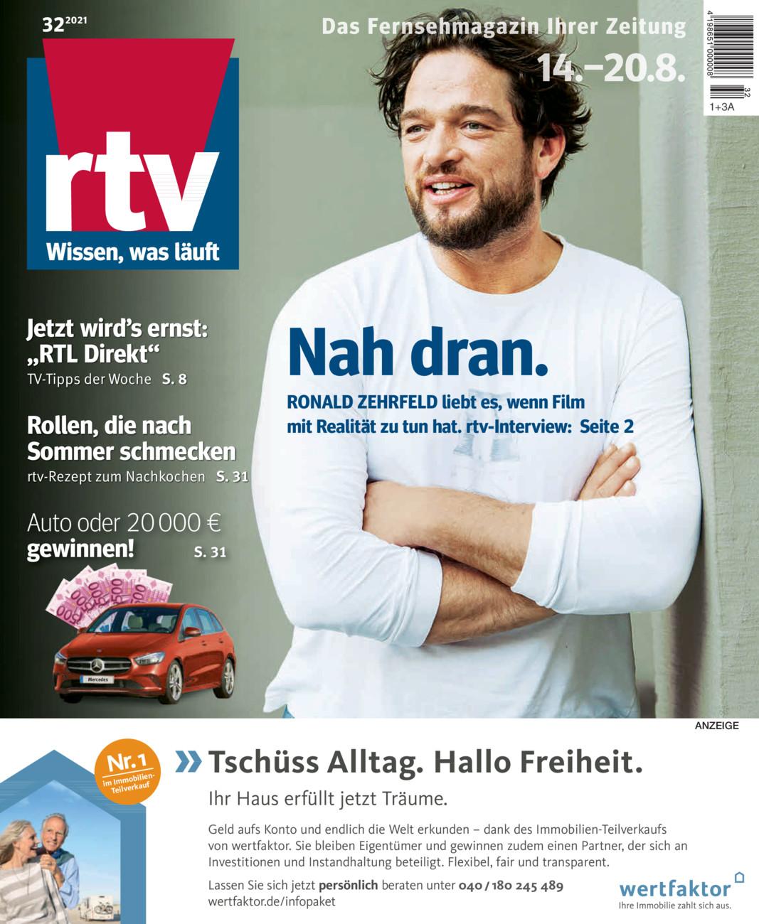 RTV kw32 vom Freitag, 07.08.2020