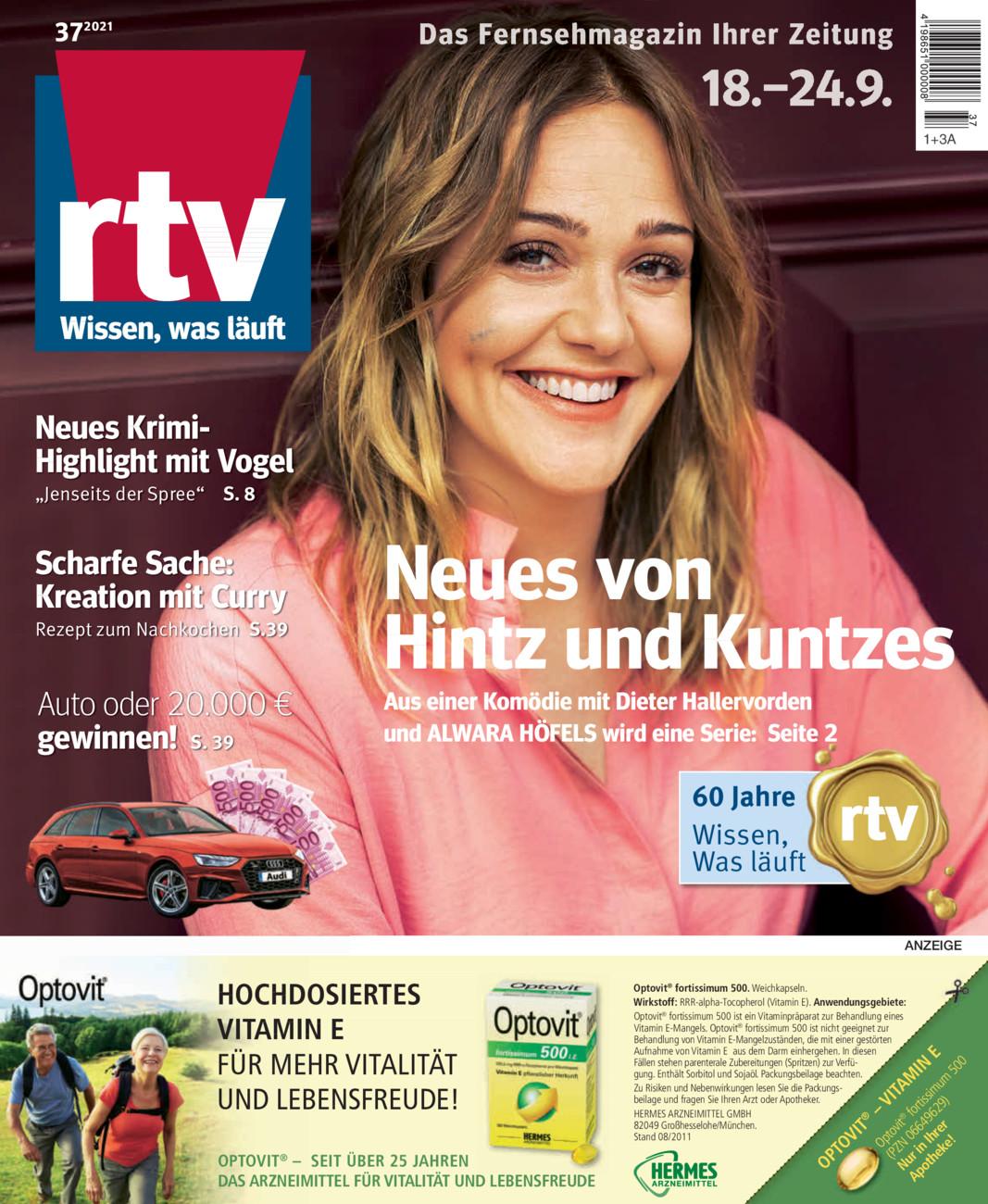 RTV KW37 vom Freitag, 11.09.2020