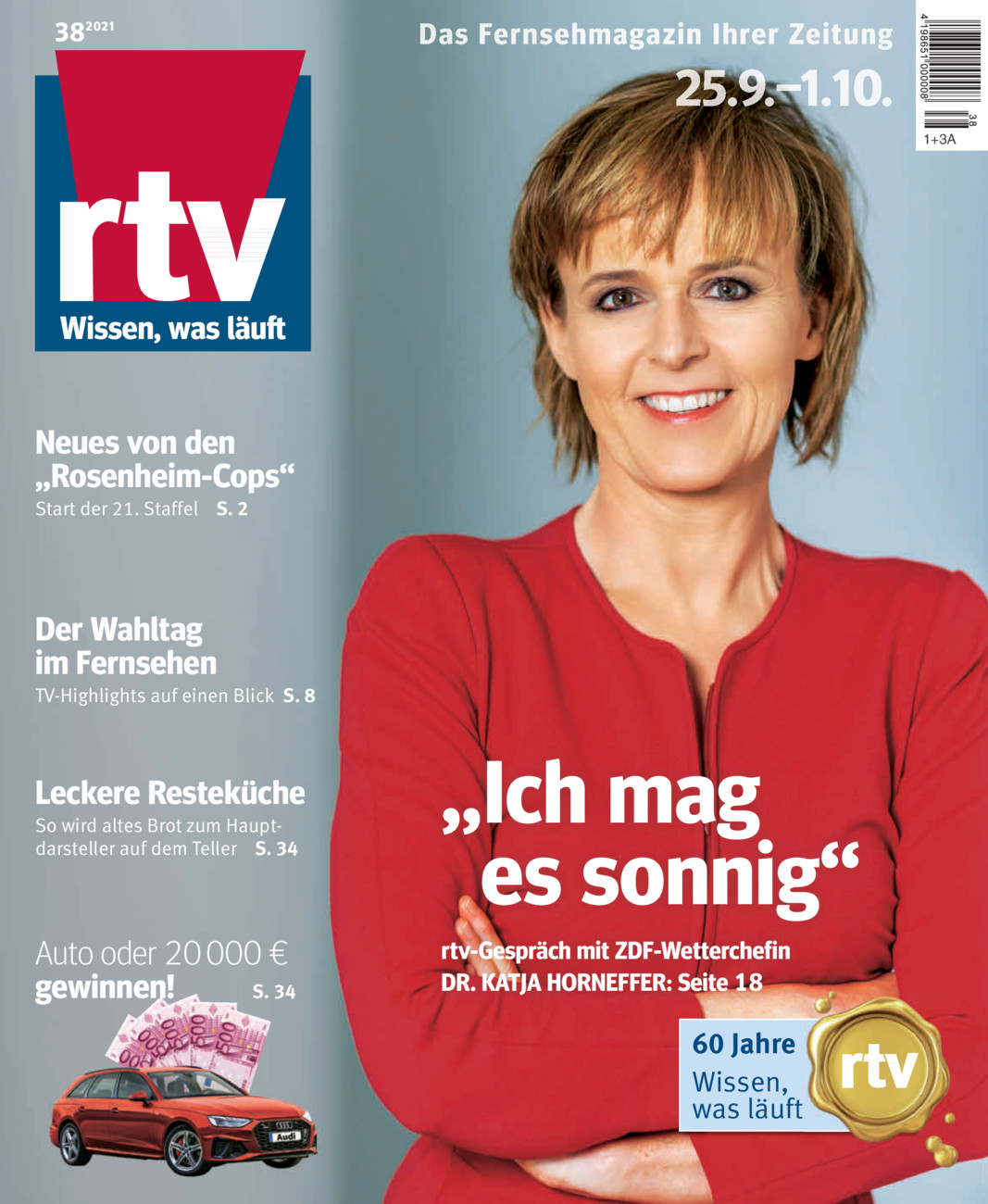 RTV KW38 vom Freitag, 18.09.2020