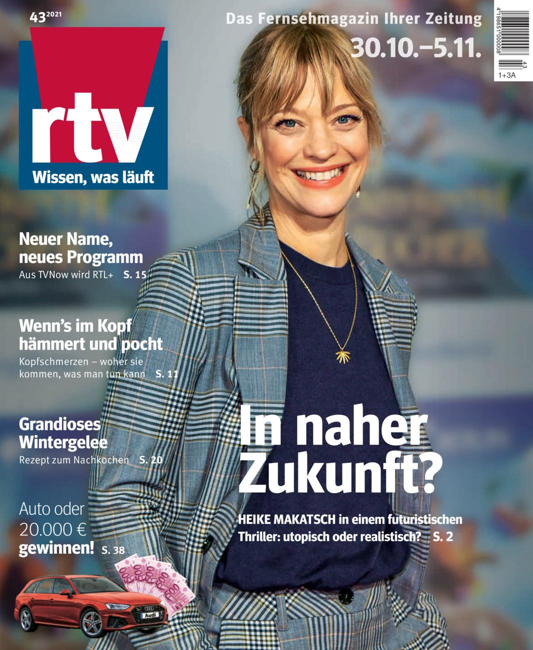 RTV KW43 vom Freitag, 23.10.2020