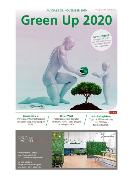 Green up vom 28.11.2020