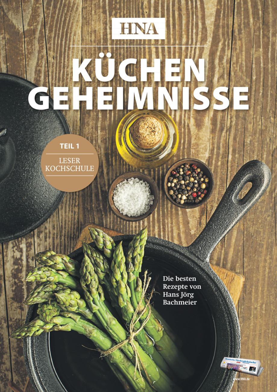 Küchengeheimnisse vom Donnerstag, 13.05.2021