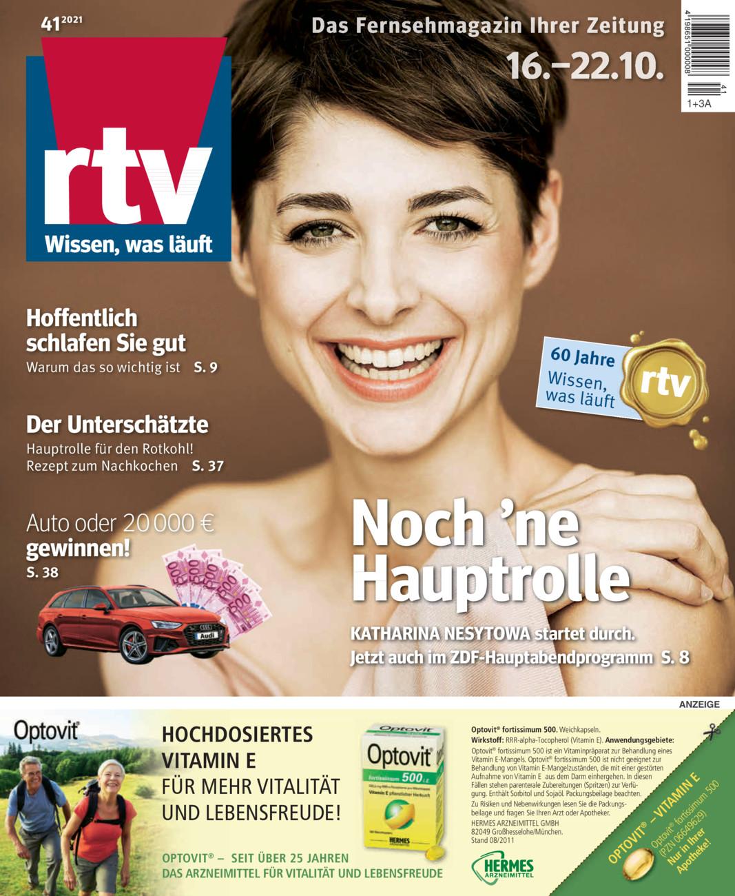 RTV kw41_2021 vom Freitag, 15.10.2021